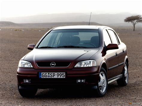 Pictures Of Opel Astra 5 Door G 1998 2004 1280x960