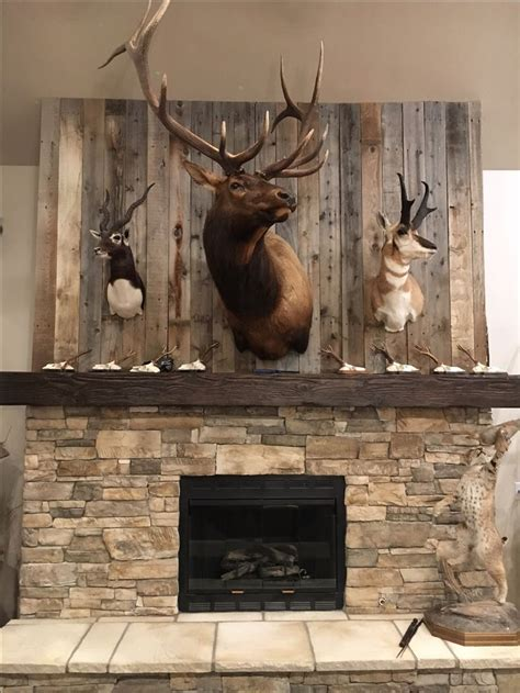 living room with deer mounts best 25 fences ideas only on country garden decorations tool store and summers