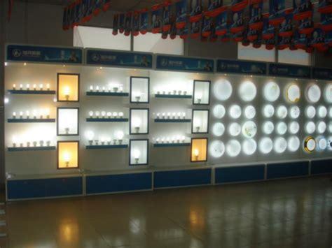 sell led light display stand jinjiang hongyi furniture
