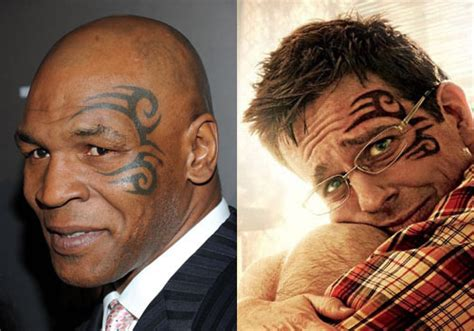 mike tyson tattoo mike tyson s 5 tattoos their meanings guru