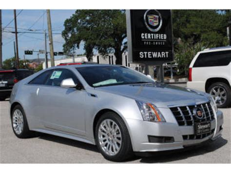 Stewart Cadillac In Houston by New 2012 Cadillac Cts Has Arrived At Stewart Cadillac