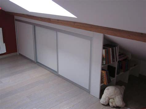 chambre mansard馥 placard chambre mansarde excellent tourdissant meuble
