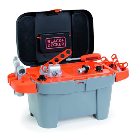 black and decker childrens tool bench black decker devil workmate 3 in 1 childrens workbench