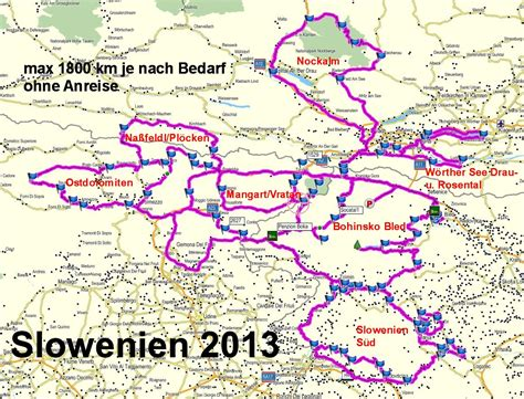 Motorradtouren Gardasee Garmin by Tourenfahrer Scouts