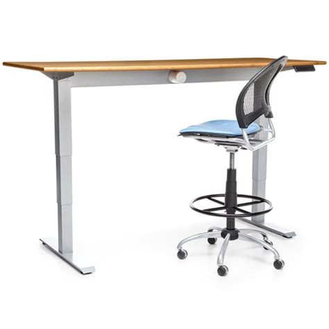 motorized stand up desk ofm hat 3072 pln motorized height adjustable stand up desk