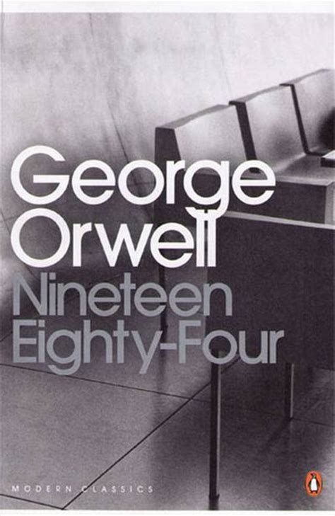 1984 nineteen eighty four penguin 9780141187761 nineteen eighty four by george orwell hsc english advanced module a