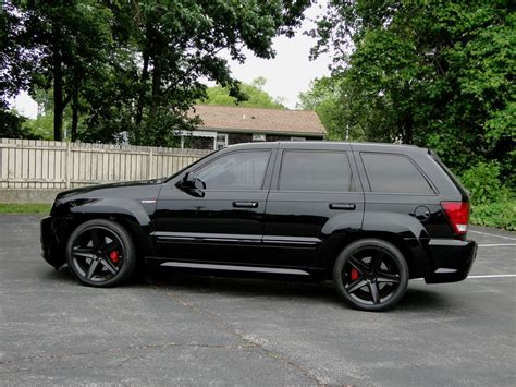2010 Jeep Grand Black Rims Jeep Srt8 Wk1 бортжурнал Mitsubishi Lancer Evolution Evo