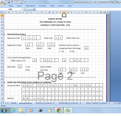 excel format of form 403 sales tax challan form 1 in excel format download the