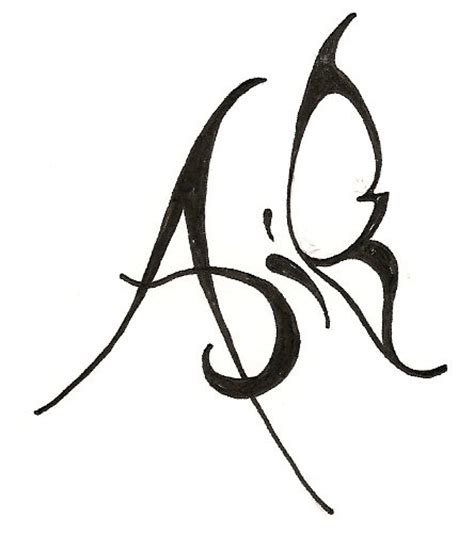 tattoo design with letter a a letter tattoo designs www pixshark com images
