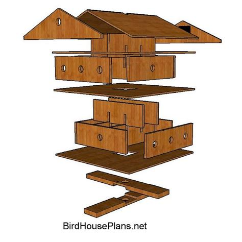 martin house plans free 25 b 228 sta purple martin house plans id 233 erna p 229 pinterest
