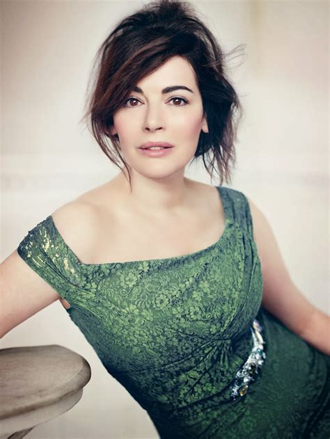 nigella lawson magazines the charmer pages nigella lawson vogue