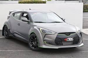 2011 performance ark hyundai veloster tuning wallpaper