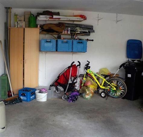 Ordnung In Der Garage by Ordnung In Der Garage Parkplatz F 252 R Kinderfahrzeuge