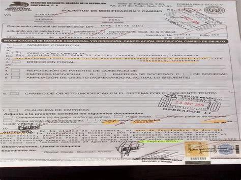 formulario para pagar impuesto de circulacion impresion de impuesto de circulacion guatemala