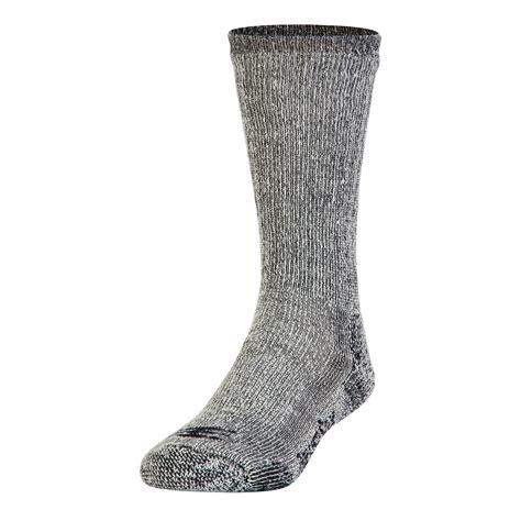 gold toe s powersox wool blend boot crew socks 2 pack