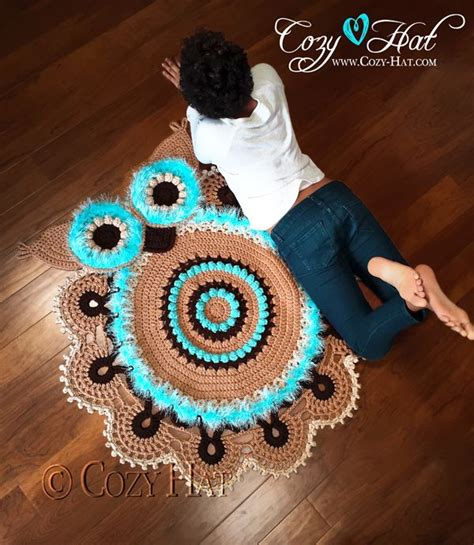 Elephant Pillow Rug by 17 Best Images About Crochet Rugs Pillows On