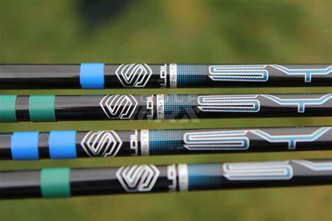 aldila shafts swing speed spotted matrix maru green blue and red shafts