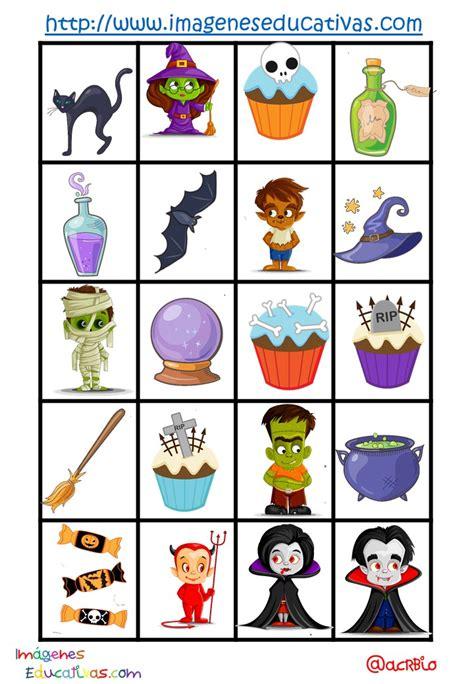 juego de preguntas para halloween loter 237 a bingo de halloween 7 imagenes educativas