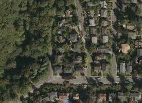 find your home how can you see a satellite view of your house