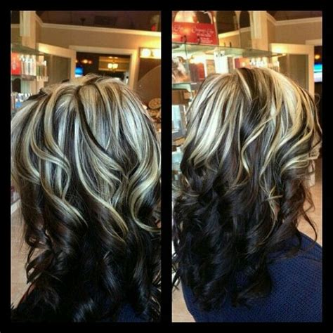 do it yourself highlights for dark brown hair highlights ombre and dark on pinterest