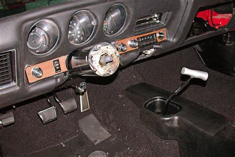 boat steering wheel knob placement mastering gto restorations interior guide