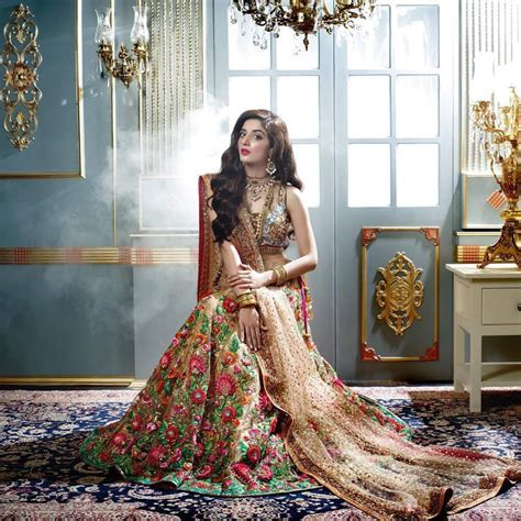 Latest Bridal Walima Dresses 2019 In Pakistan   BestStylo.com