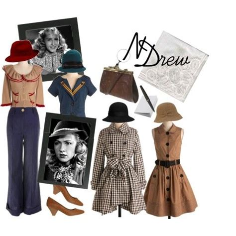 Thursday Three Inspired By Nancy Drew by The World S Catalog Of Ideas
