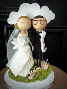 custom wedding cake topper pin unique handmade jewelry cake on