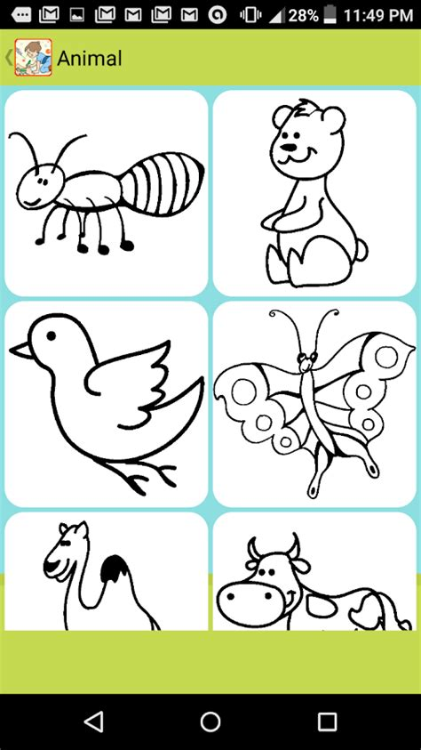 coloring book app store coloring pages for free android apps on play