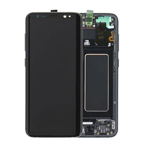 samsung galaxy  front cover lcd display gh