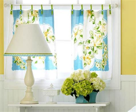 Green Kitchen Curtains Designs Themes For Baby Room Theme Design 10 Ways To Choose Curtains