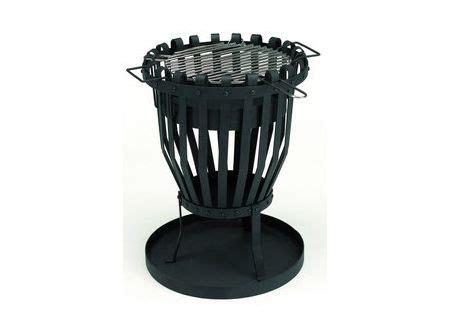 feuerkorb mit grilleinsatz landmann feuerkorb mit grilleinsatz 36 cm 11768 kaufen