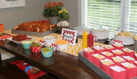 hot bar themes hot dog and burger bars hot dogs hot dog bar and love this