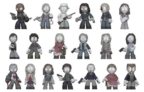 how do u get the new mystery character in cross road on the new update the walking dead in memoriam funko mystery minis coming