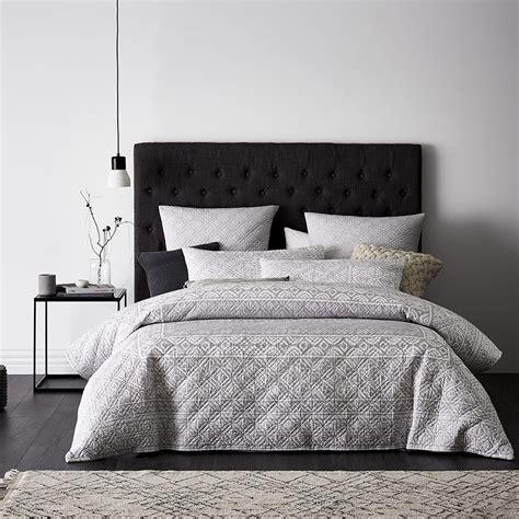 Mercer Reid Pia Bedroom Quilt Covers Coverlets Adairs Bedroom Furniture