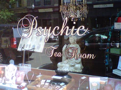 Psychic Tea Room by Becca The Builder