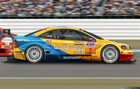 opel race car opel dtm track by dangeruss on deviantart