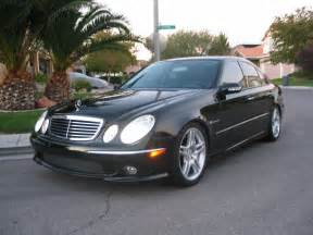 Mercedes E55 Amg Specs Mercedes E55 Amg Picture 1 Reviews News Specs
