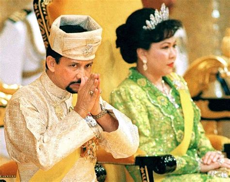 the sultans wife sultan of brunei s ex wife lost 163 1m a day in casinos