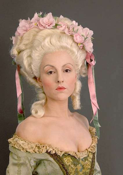 1700s Hairstyles by 18th Century S Dress And Fashion On