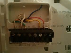 thermostat wiring rth6350 thermostat wiring diagram free
