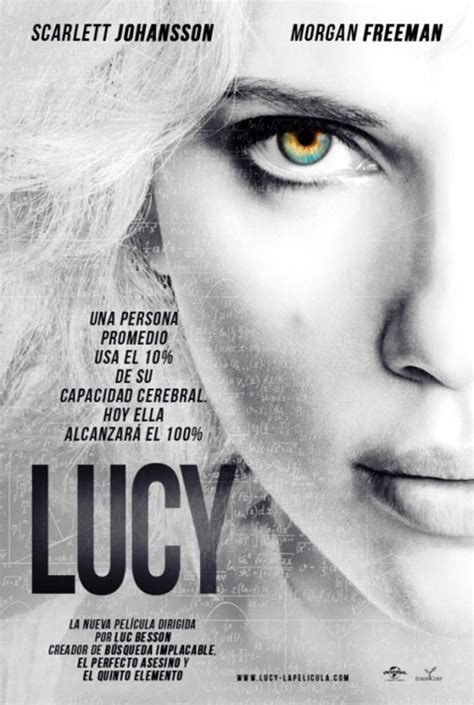 film lucy in english lucy 2014 poster 1 trailer addict