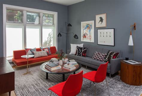 Good Living Room Couches And Loveseats #3: In-the-living-room-there-are-two-comfortable-straight-sofas-with-contrasting-colors.jpg