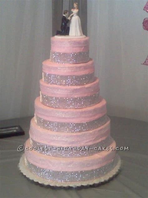 Hochzeitstorte Prinzessin by Pretty Pink Princess Wedding Cake