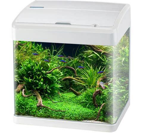 aquavie nanovie f1 47l nano aquarium 233 quip 233 45 5 x 29 5 x 45 5 cm avec 233 clairage leds