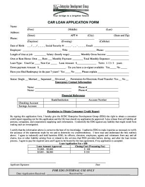 car application howard johnson application form download fill online