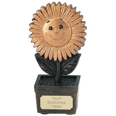 Inch Coffee Table - 5 inch sunflower childrens award
