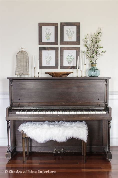 Piano Decor by 25 Best Ideas About Piano Room Decor On