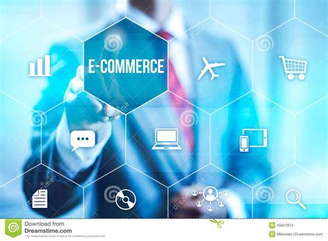 e commerce e commerce concept stock illustration image 45651874
