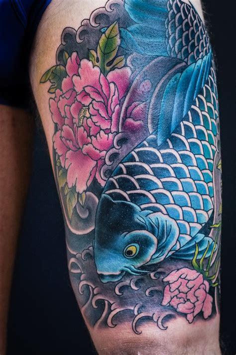koi tattoo salt lake city irezumi japanese tattoos senju horimatsu irezumi